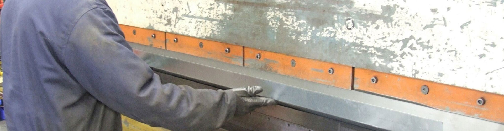 Metal Pressing and Folding Services