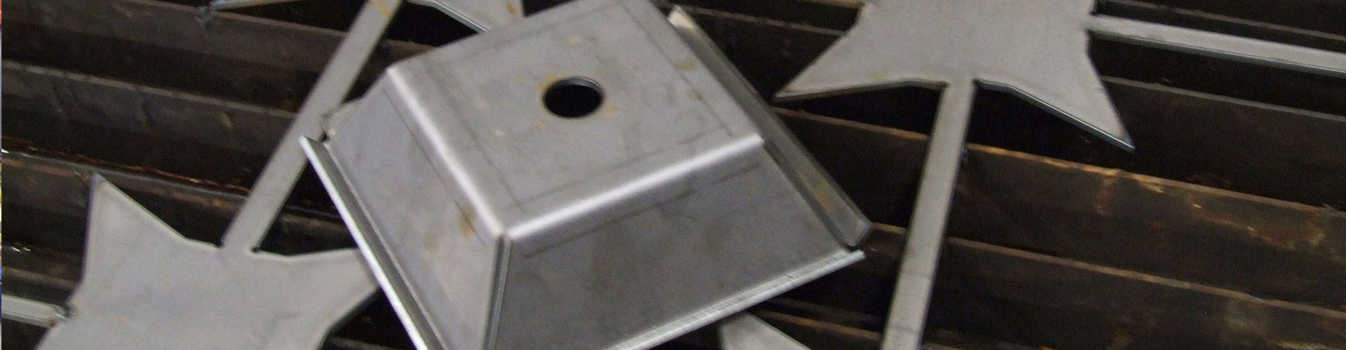 Precision Cutting and Metal Folding Services